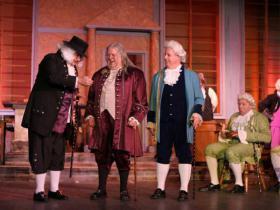 1776 Costume Rental