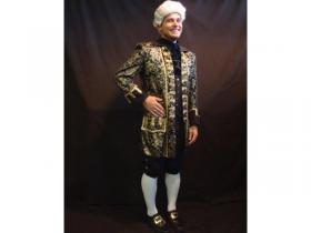 Amadeus Costume Rental