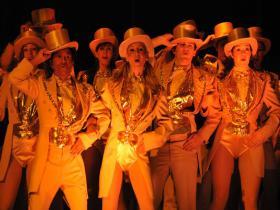 A Chorus Line Costume Rental