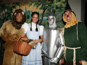 The Wizard Of Oz Costume Rental
