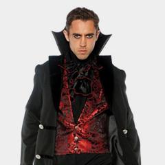 Men's Vampire Halloween Costumes