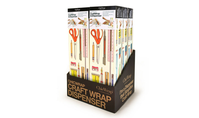 CraftWrap Dispenser Gift Pack