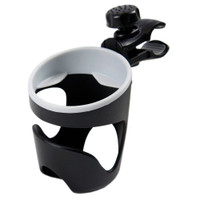Babydan Stroller Cup Holder up close