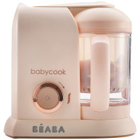 Beaba Babycook Solo Rose Gold Limited Edition front view