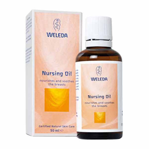 Weleda Breastfeeding Nursing Oil 50ml
