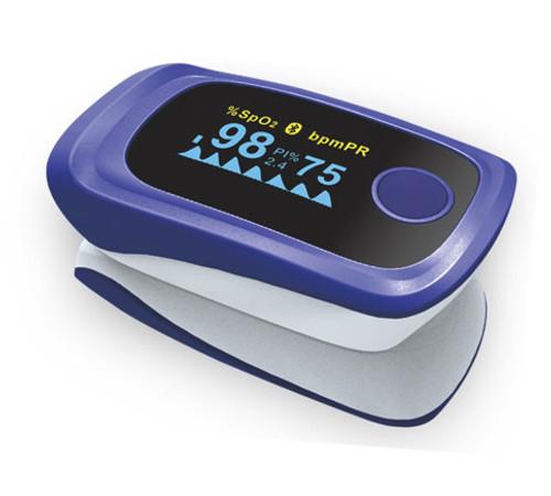 Finger Pulse Oximeter Bluetooth 4.0 - Premium Model