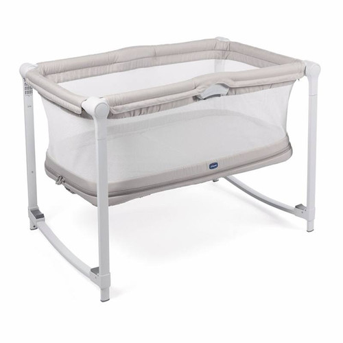 Chicco Zip and Go Travel Crib Glacial (0-24 months)
