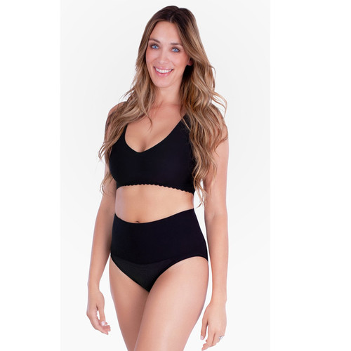 Belly Bandit C-Section & Recovery Hipster Briefs - Black