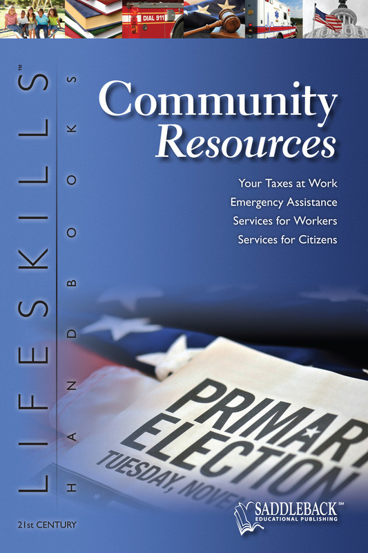 Community Resources Handbook