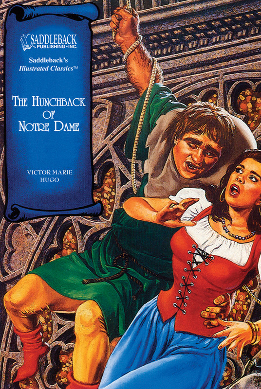 The Hunchback of Notre Dame Graphic Novel