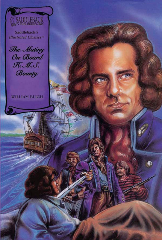The Mutiny on Board HMS Bounty Graphic Novel