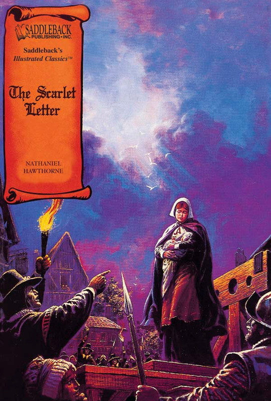 The Scarlet Letter Graphic Novel