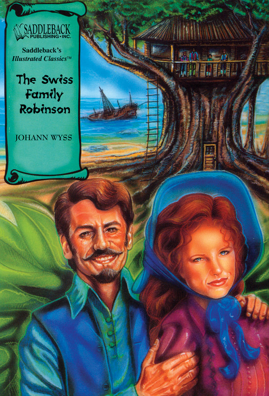 The Swiss Family Robinson Graphic Novel