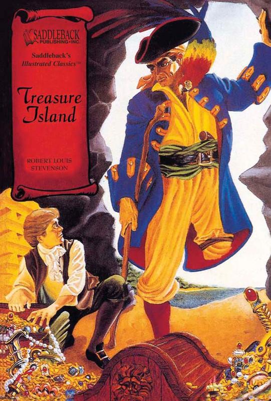 Treasure Island Graphic Novel