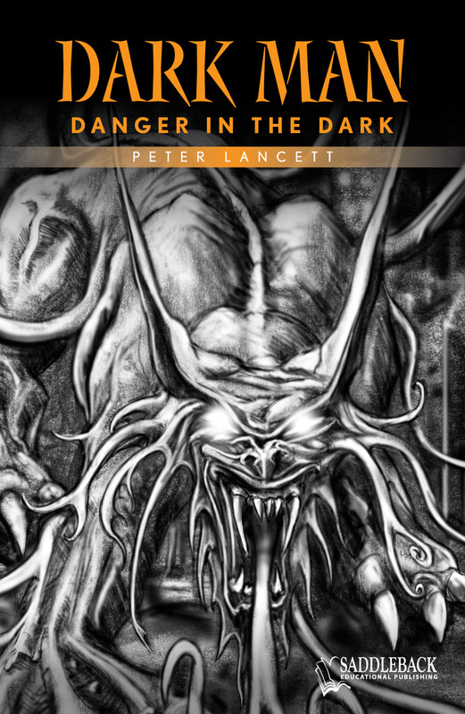 Danger in the Dark (Orange Series)
