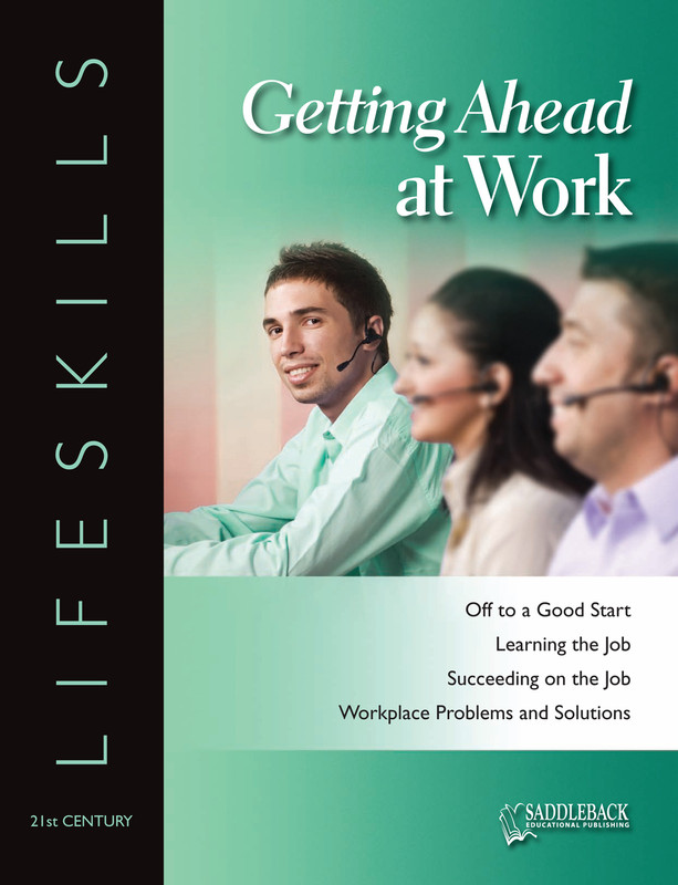 Getting Ahead at Work Student Worktext