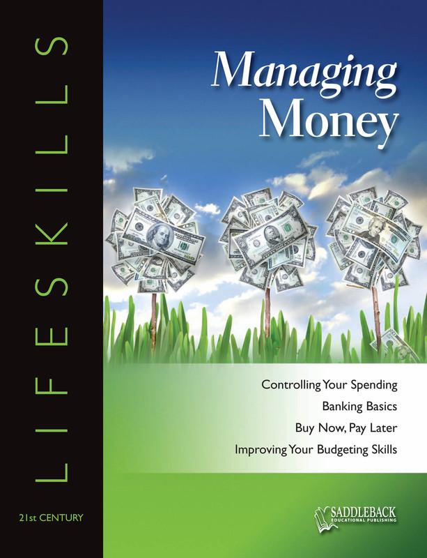 Managing Money Student Worktext