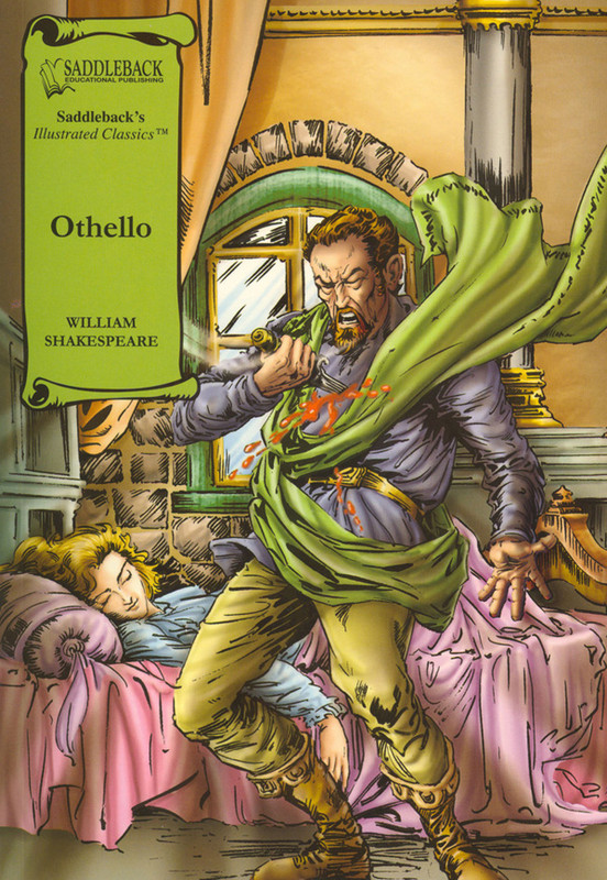 Othello Graphic Novel
