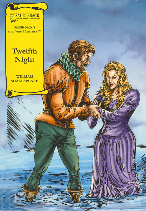 Twelfth Night Graphic Novel
