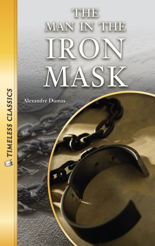 The Man in the Iron Mask Novel