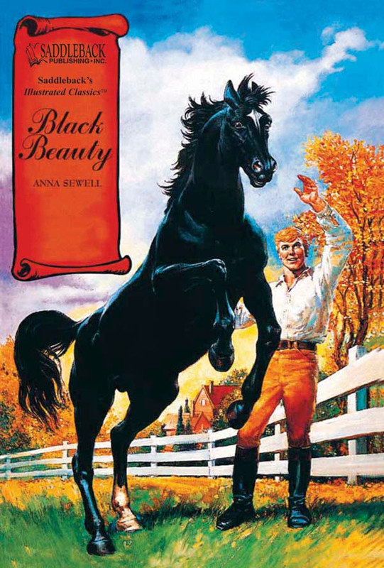 Black Beauty Graphic Novel
