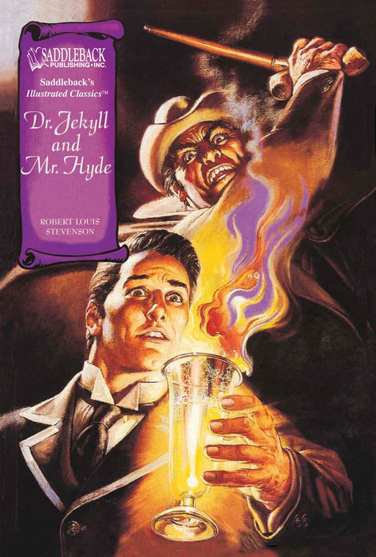 Dr. Jekyll and Mr. Hyde Graphic Novel