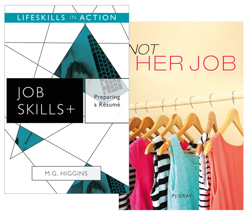 Preparing a Resume/ Not Her Job (Job Skills)
