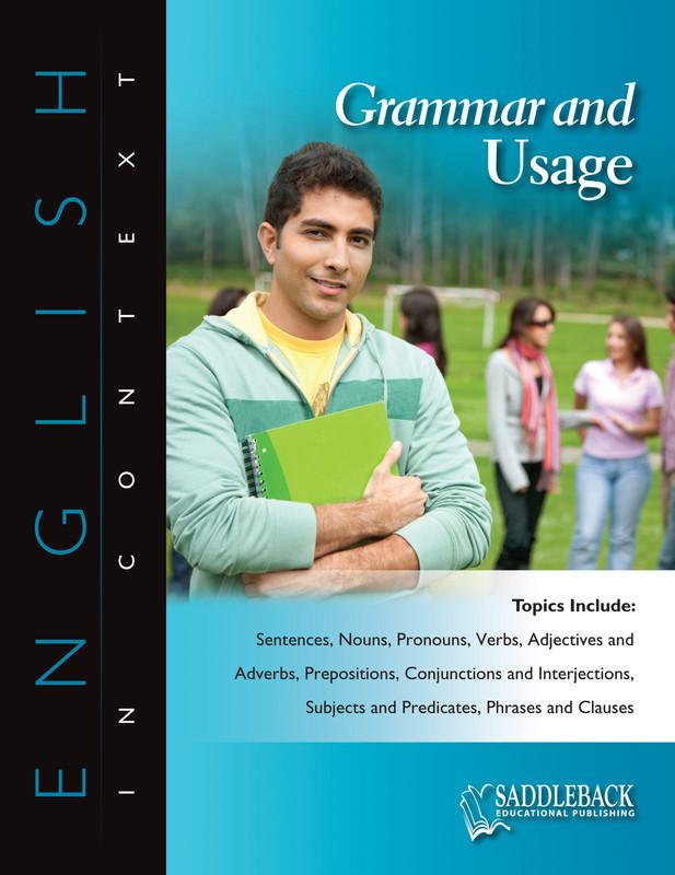 Grammar and Usage (Digital Download)