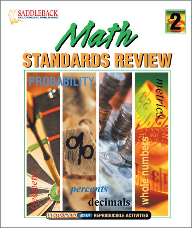 Math Standards Review 2 (Digital Download)