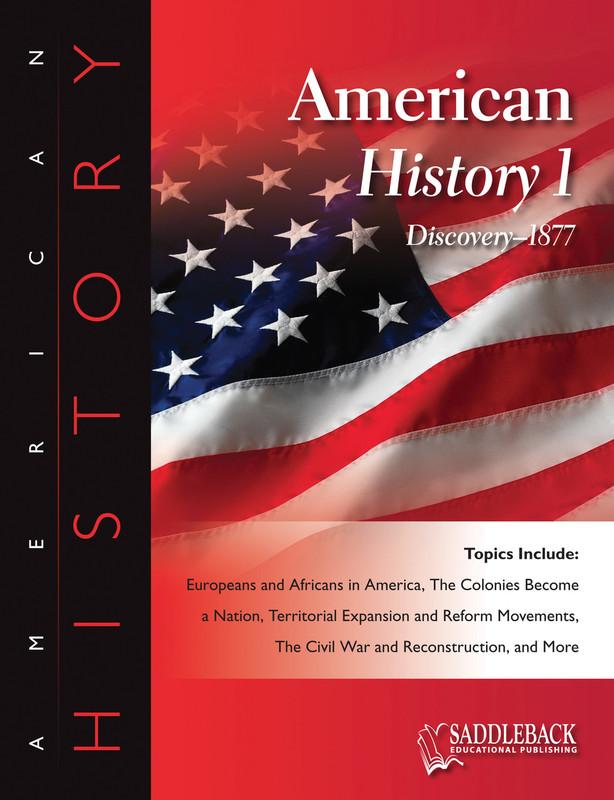 American History 1 (Digital Download)