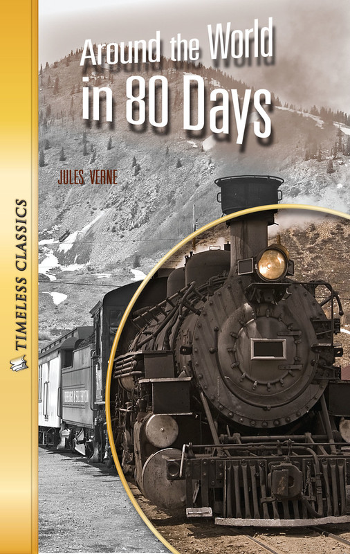 Around the World in 80 Days Audiobook (Digital Download)