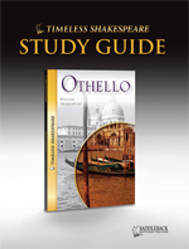 Othello Study Guide (Digital Download)