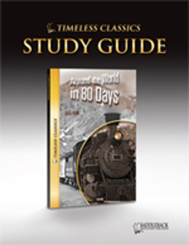 Around the World in 80 Days Study Guide (Digital Download)