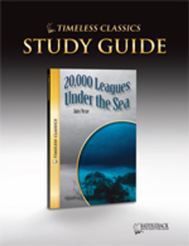 20,000 Leagues Under the Sea Study Guide (Digital Download)
