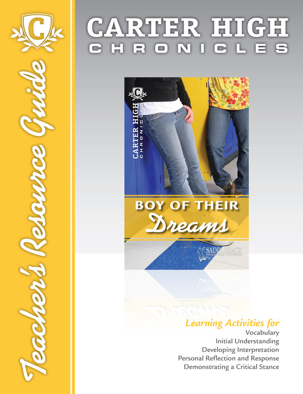 Boy of Their Dreams Teacher's Resource Guide (Digital Download)