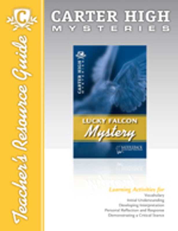 Lucky Falcon Mystery Teacher's Resource Guide (Digital Download)