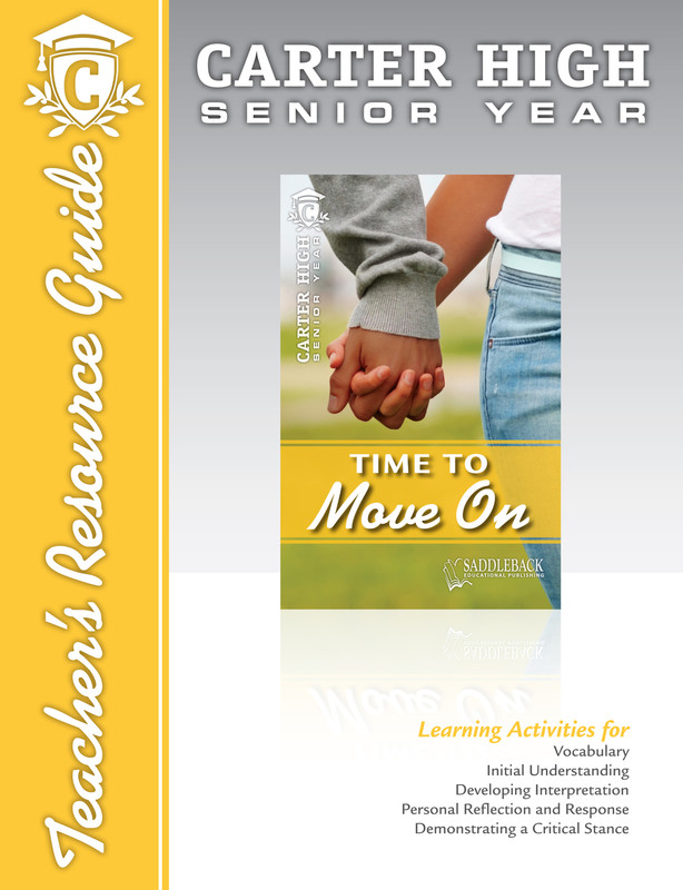 Time to Move On Teacher's Resource Guide (Digital Download)