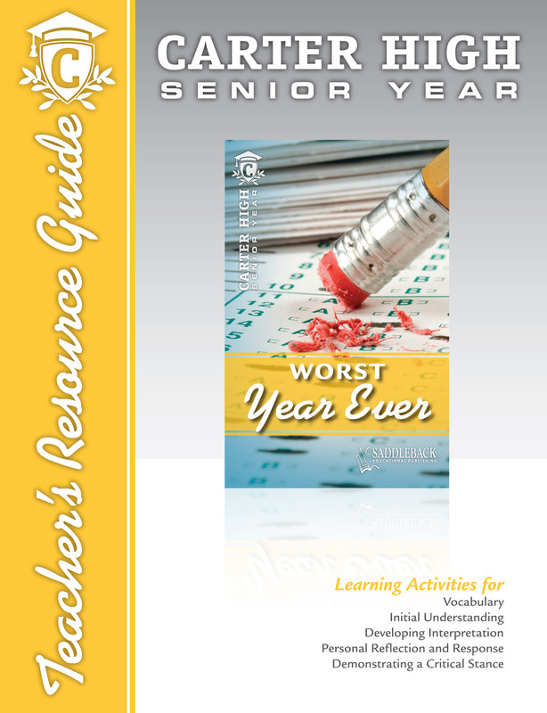 The Worst Year Ever Teacher's Resource Guide (Digital Download)