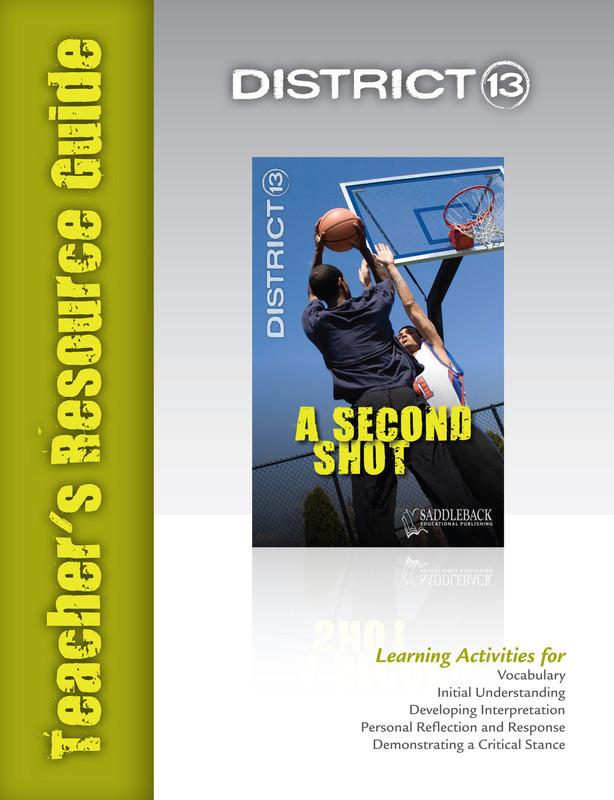 A Second Shot Teacher's Resource Guide(Digital Download)