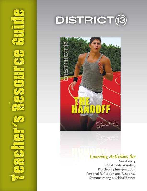 The Handoff Teacher's Resource Guide(Digital Download)