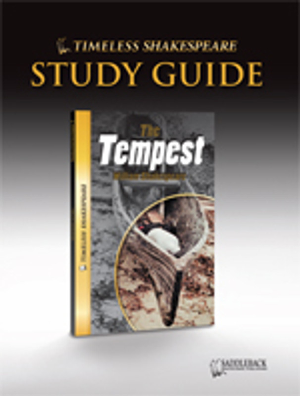 The Tempest Study Guide (Digital Download)