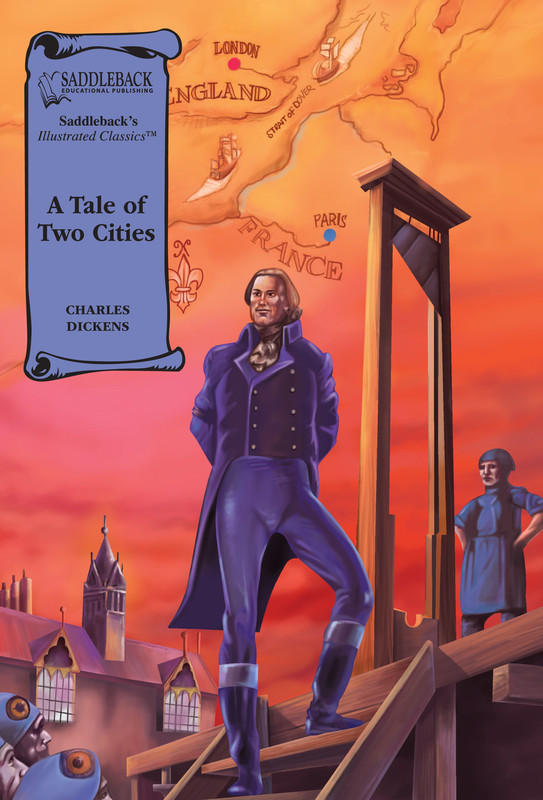 A Tale of Two Cities Graphic Novel Audio (Digital Download)