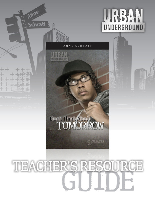 Don't Think About Tomorrow Teacher's Resource Guide (Digital Download)