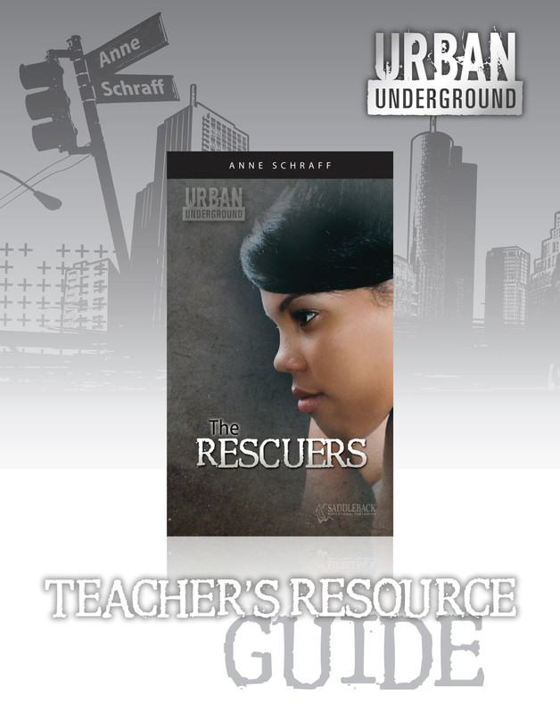 The Rescuers Teacher's Resource Guide (Digital Download)