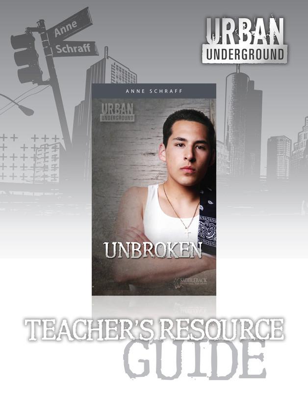 Unbroken Teacher's Resource Guide (Digital Download)