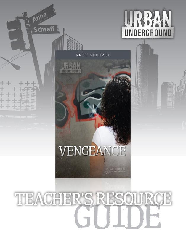 Vengeance Teacher's Resource Guide (Digital Download)