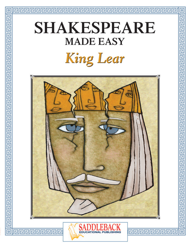 King Lear Reading Guide: Shakespeare Made Easy (Digital Download)