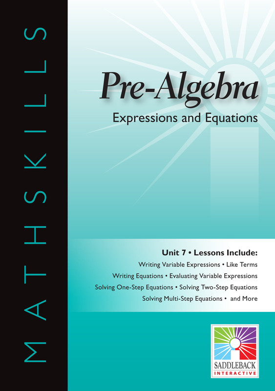 Expressions & Equation (Digital Download)