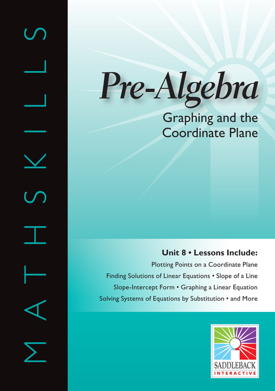 Graphing & the Coordinate Plane (Digital Download)