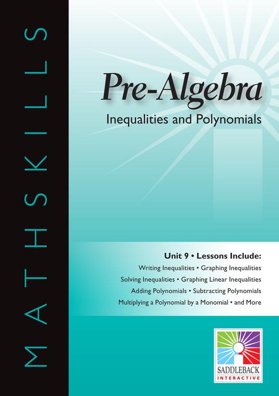 Inequalities & Polynomials (Digital Download)